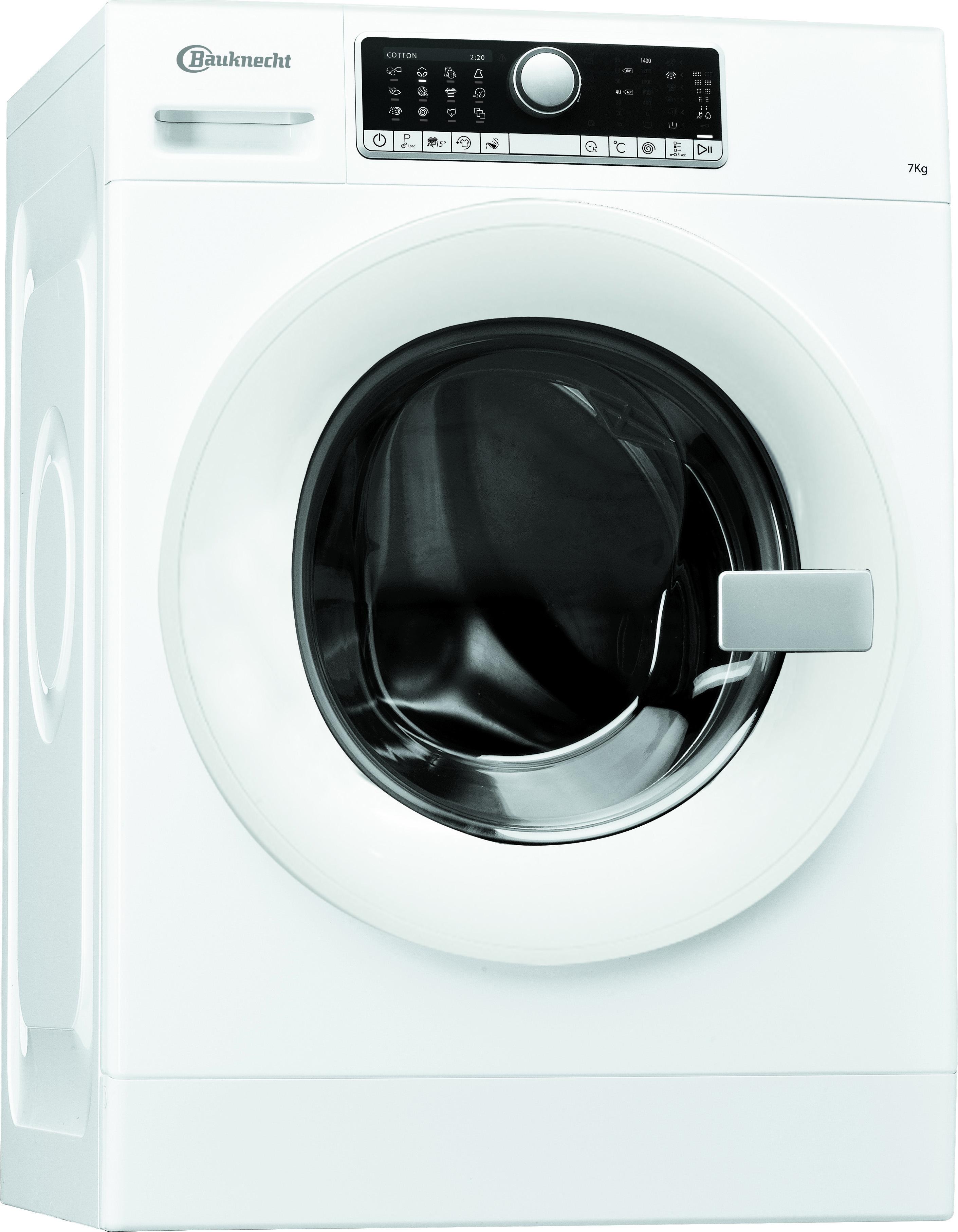 bauknecht wapc 74540 weiss waschmaschine waschmaschinen waschen trocknen haushalt. Black Bedroom Furniture Sets. Home Design Ideas