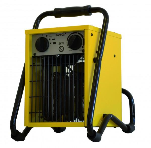 Elektro-Heizgerät toolair 2 kW