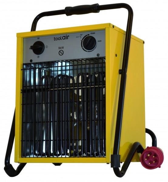 Elektro-Heizgerät toolair 9 kW