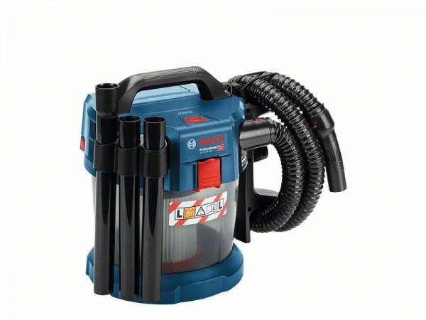 Akku-Nass-/Trockensauger GAS 18V-10 L Professional, mit 2 x 5,0 Ah Li-Ion Akku