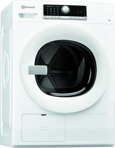 bauknecht trpc 74510 weiss w rmepumpentrockner w schetrockner waschen trocknen haushalt. Black Bedroom Furniture Sets. Home Design Ideas