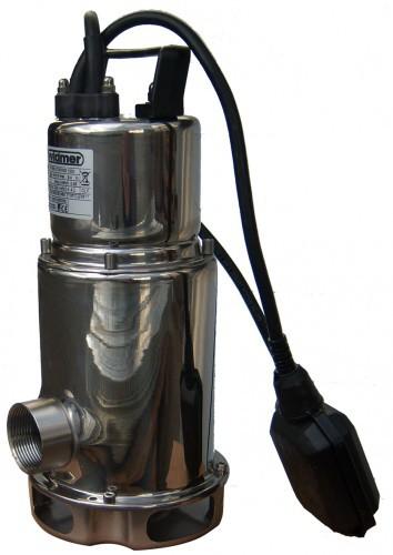 Schmutzwasser-Tauchpumpe HYDRO-STAR MX 1000 Inox