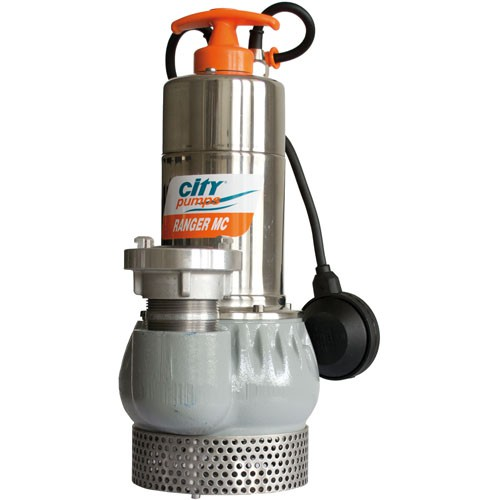 Schmutzwasserpumpe toolair RANGER-MC