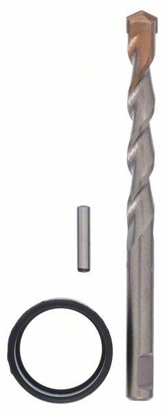Zentrierbohrer, Durchmesser x Arbeitslänge x Gesamtlänge: 11,5 x 84 x 136 mm