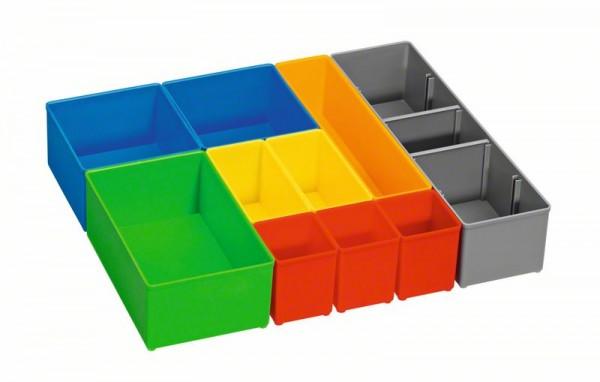 Bosch i-BOXX 72 inset box Set 10 Stück für Boxen für Kleinteileaufbewahrung