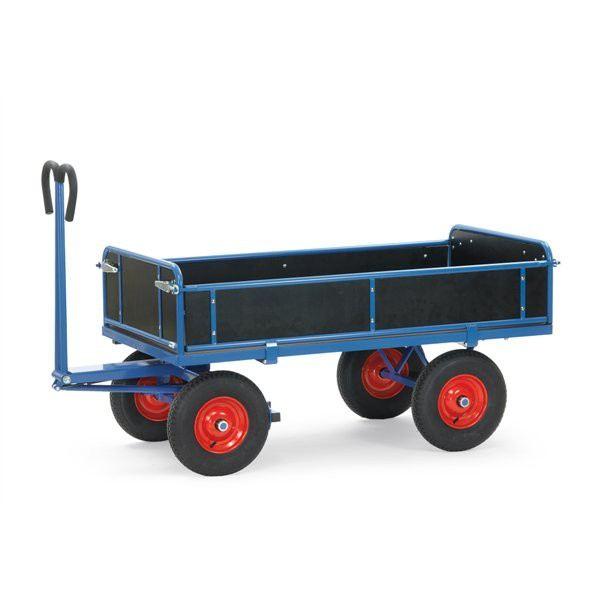 Handpritschenwagen Retrag 6456V