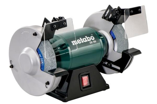 350-Watt-Doppelschleifmaschine DS 150 metabo