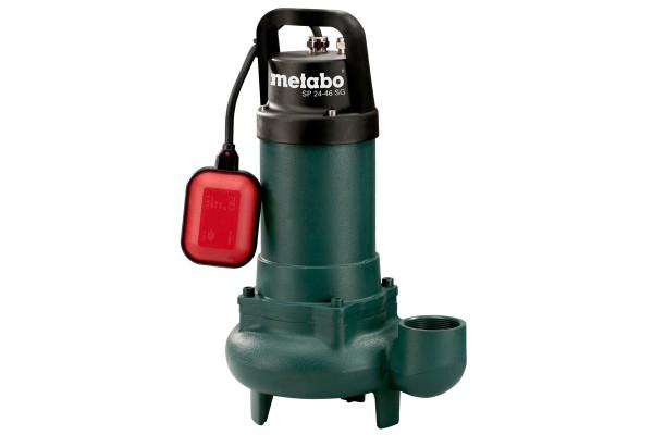 Schmutzwasserpumpe SP 24-46 SG metabo