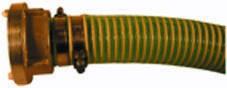 Ansaugschlauch komplet zu Motorenpumpen Widmer Ø 50 mm, 5 m