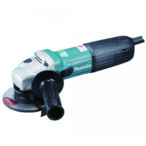 WINKELSCHLEIFER 115 MM Makita GA4540CF, 1400 W, 2800-11000/min