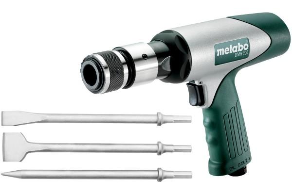 Druckluft-Meißelhammer DMH 290 Set metabo