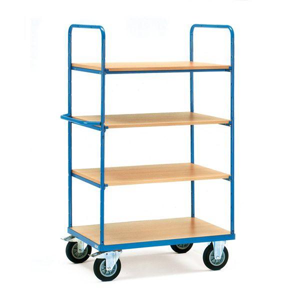 Etagenwagen mit Böden Retrag 8302
