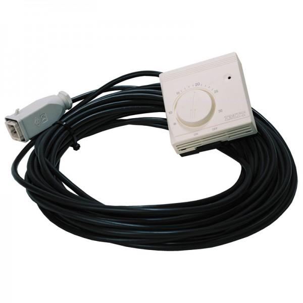 Steckdosen-Thermostat Widmer für GP-A / GE 36-65 /EC (ohne EC 22)