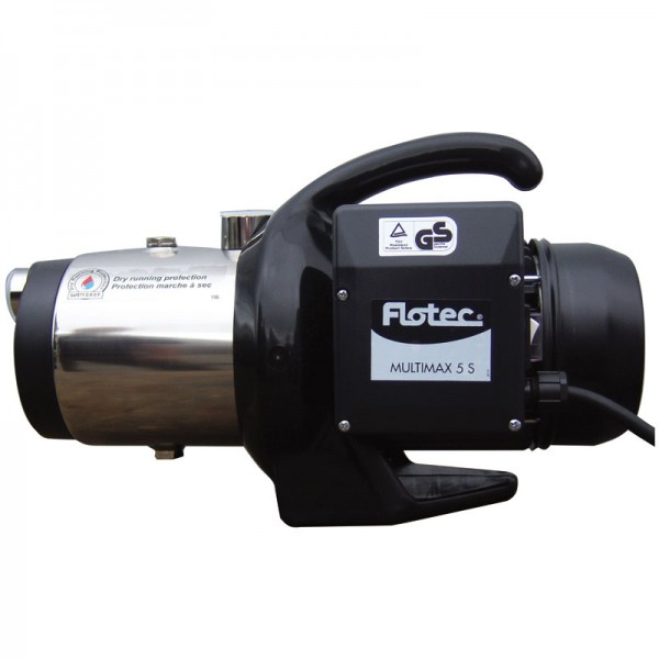 Oberflächenpumpe Flotec Multimax 5 S Logic Safe