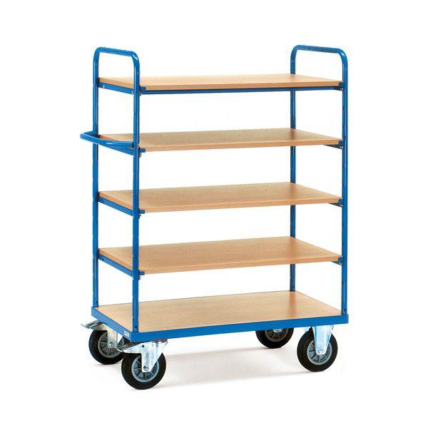 Etagenwagen mit Böden Retrag 8241