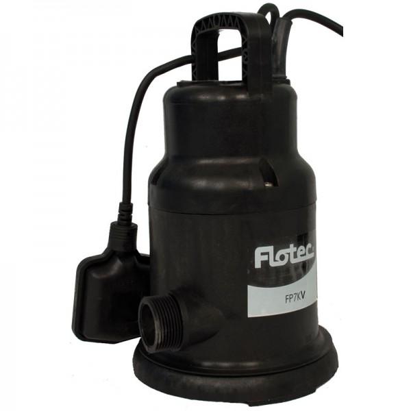 Schmutzwasser-Tauchpumpe Flotec FP7KV