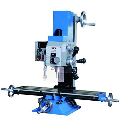 Bohr-Fräsmaschine stufenlos JET PROMAC FX-820VA
