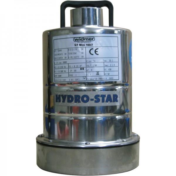 Klarwasser-Flachsauger HYDRO-STAR GT-Mini 160/7
