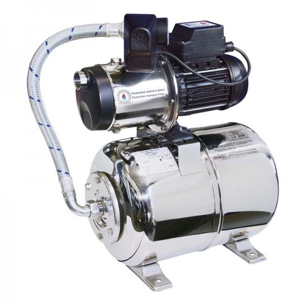Hauswasserwerk Flotec Multipress 4 SX Locic Safe