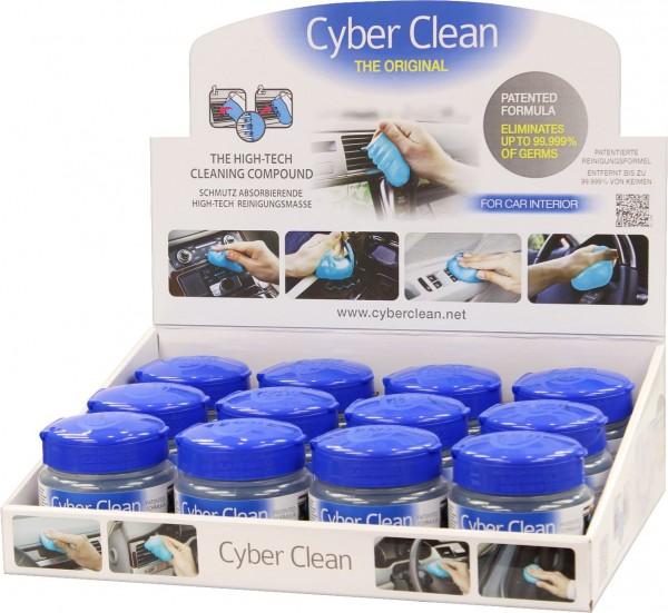 Reinigungsknete CyberClean 12 x 145g