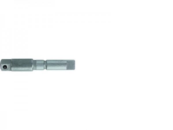 FEIN Schaft Ø 7 mm mit Außenflachkant L 50 mm