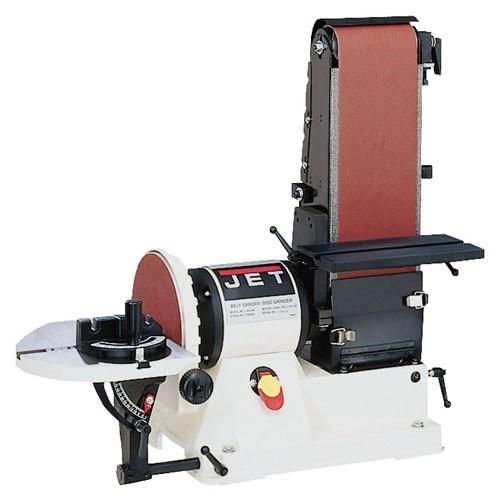 Teller- und Bandschleifmaschine JET JSG-96-M