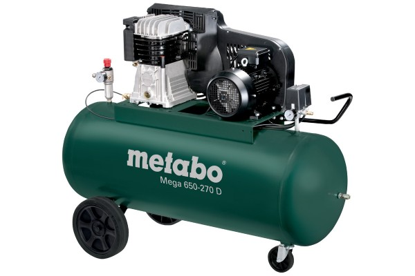 Kompressor Mega 650-270 D metabo