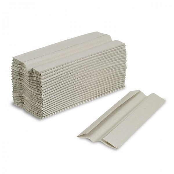 C-Falz Papierhandtuch 1-lagig