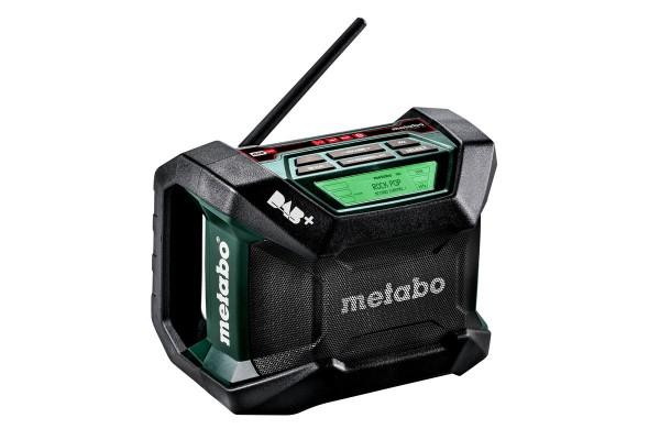 R 12-18 DAB+ BT Akku-Baustellenradio Metabo