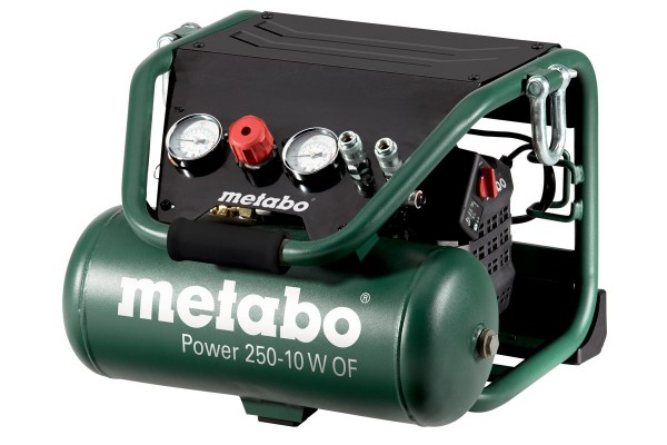 Kompressor Power 250-10 W OF metabo