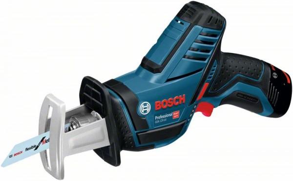 Bosch Akku-Säbelsäge GSA 12V-14, Solo Version, L-BOXX