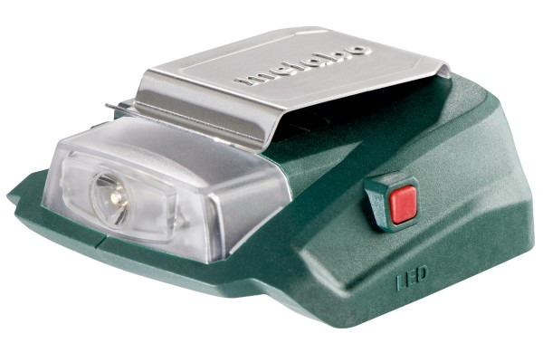 Akku-Power-Adapter metabo Pick+Mix PA 14.4 - 18 LED-USB
