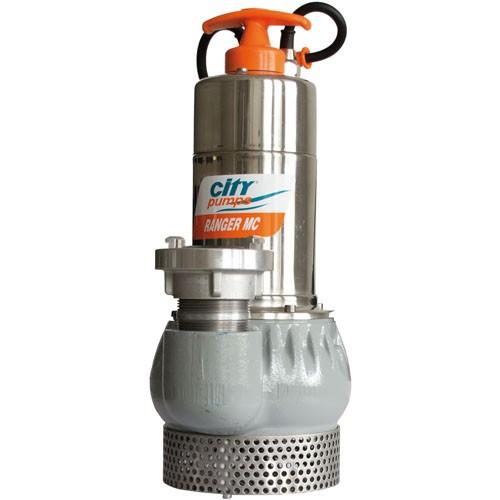 Schmutzwasserpumpe toolair RANGER-MCT ohne Schwimmerschalter 400V