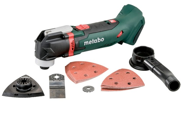 18-Volt-Akku-Multitool metabo MT 18 LTX