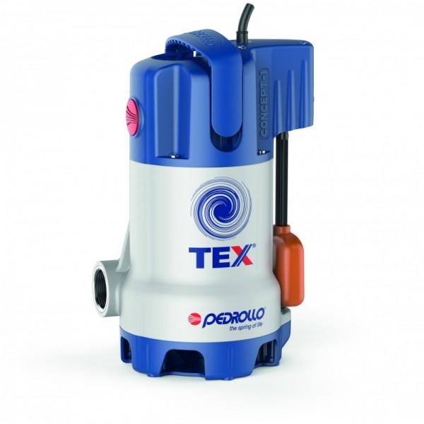 Schmutzwasser-Tauchpumpen PEDROLLO - TEX 3