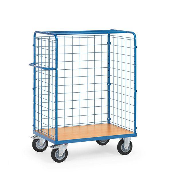 Paketwagen mit Drahtgitterwänden Retrag 8483-1