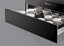 Bauknecht WD 170 Spiegelglas schwarz