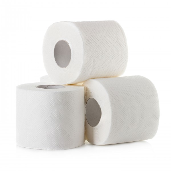 Toilettenpapier Supersoft 4-lagig