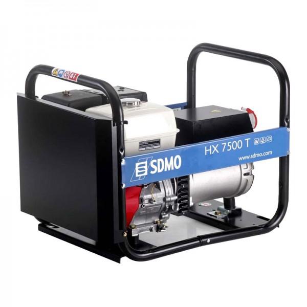 Stromerzeuger Widmer HX 7500 T-2