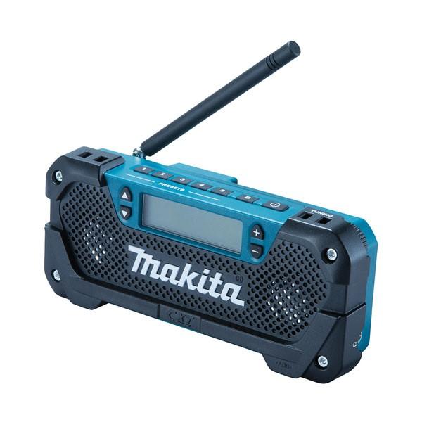 RADIO LI-ION 10.8/12V CXT Makita MR052, 10.8V
