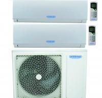 Wand-Klimagerät Widmer Duo 180 Inverter