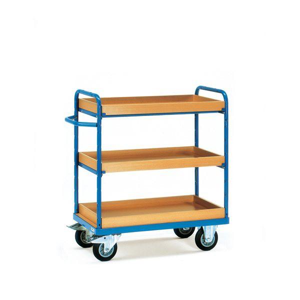 Etagenwagen mit Kästen Retrag 8120