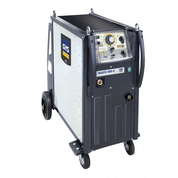 Schutzgas Schweissgerät, MAGYS 400 4