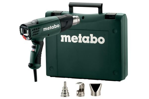 2300-Watt-Heißluftgebläse HE 23-650 Control metabo