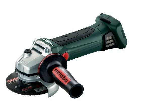 Akku-Winkelschleifer metabo Pick+Mix W 18 LTX 125