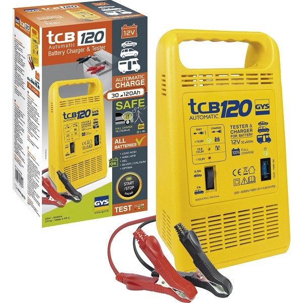 Batterie-Ladegerät GYS TCB-120