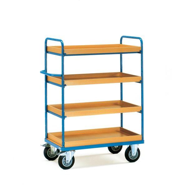 Etagenwagen mit Kästen Retrag 8220