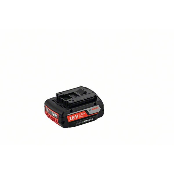Bosch Akkupack GBA 18 Volt, 2.0 Ah W Wireless Charging
