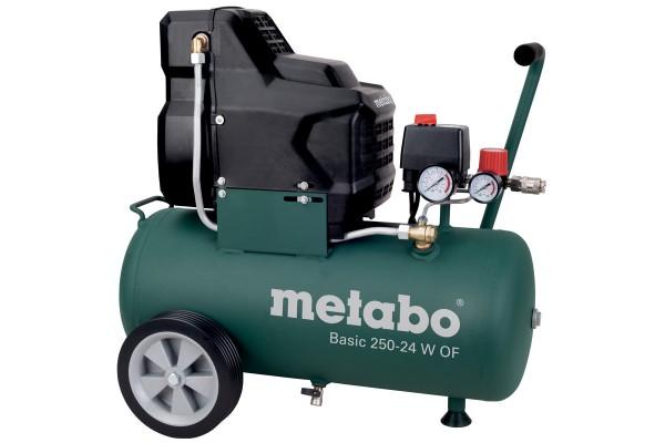 Kompressor Basic 250-24 W OF metabo