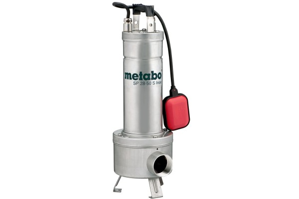 Schmutzwasserpumpe SP 28-50 S Inox metabo